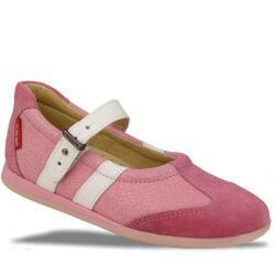 TCC / Hupsakee *Spangenballerina* Leder sportlich rose...