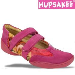 Hupsakee Ballerina,sportlich elegant, Leder, fuchsia, Gr....