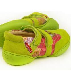Hupsakee Ballerina,sportlich elegant, Leder, grün,...