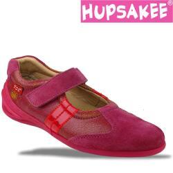 Hupsakee Ballerina SpangenSchuh fuxia Gr. 38