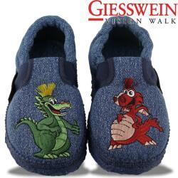 Giesswein PIRNA crazy little Dinos jeans blau Gr.23-32