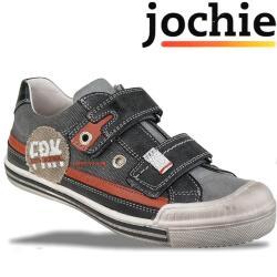 JOCHIE FREAKS 12900 coole Halbschuhe Leder Canvas Gr. 30-40