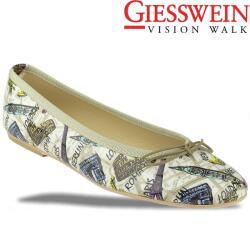 Giesswein BELLEVUE Leder Ballerina .....Paris London...