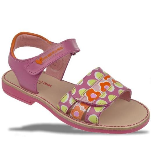 Agatha Ruiz de la PRADA zauberhafte Mädchen Sandale Leder Mod.122958 Gr.24-32