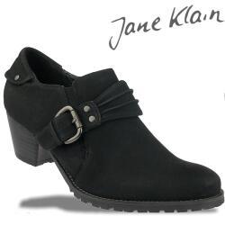 Jane Klain by IDANA sportlicher Pumps Halbschuh schwarz...