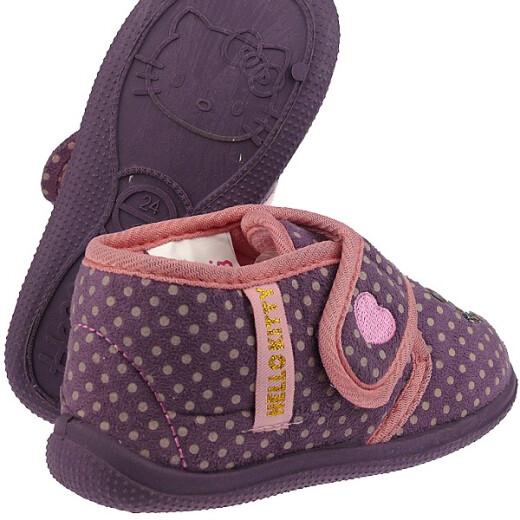 sports shoes 2a949 d8727 Hello Kitty ELIANEN 222580 Mädchen Hausschuhe Gr. 22-27