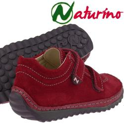 Naturino CROW Halbschuh Mokassin Leder Vendemmia Gr.22-29