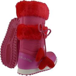 Agatha Ruiz de la Prada Schneeboots Stiefel Mod.121969 pink Gr.27-35 35