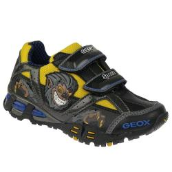 GEOX Blink Sneaker LTECLIPSE  Halbschuh in 2 Farben Gr.26-34