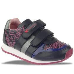 Agatha Ruiz de la Prada Mod.121973 Sneaker Halbschuh pink o.blau Gr.24-35 blautöne EUR 27
