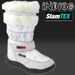 INDIGO Stiefel MARIA Slam-Tex kuschelig gefüttert ab...