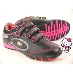 Coole Halbschuhe für alle HELLO KITTY - Fans  black/pink Gr. 28-39 30