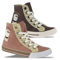 Hello Kitty IOURTE 223230 gefütterte Mädchen...