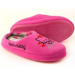 Set Hausschuhe+Tasche für alle HELLO KITTY-Fans pink Gr. 28-35