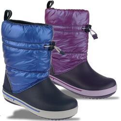 CROCS Crocband Iridescent Gust Kids Boot Winterstiefel...