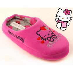 Set Hausschuhe+Tasche für alle HELLO KITTY-Fans pink Gr. 28-35 31