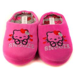 Set Hausschuhe+Tasche für alle HELLO KITTY-Fans pink Gr. 28-35 32