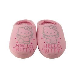 süße Hausschuhe für alle HELLO KITTY - Fans rosa Gr. 28-41 39