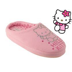 süße Hausschuhe für alle HELLO KITTY - Fans rosa Gr. 28-41 40