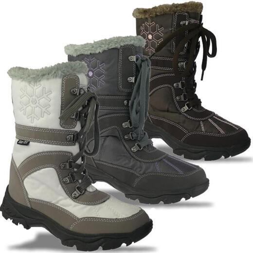 3ac0ad077fbd59 INDIGO kuschelige Stiefel mit Slam-Tex Reissverschluß in 3 Farben Gr.24-42