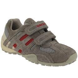 GEOX SNAKEBOY Leder Halbschuh Sneaker 2 Farben Gr.26-41...