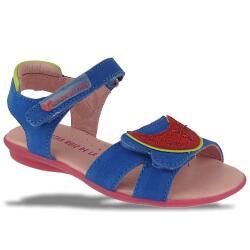 Agatha Ruiz de la Prada zauberhafte Leder Sandale Mod.132966 Gr.24-32
