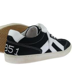 JOCHIE FREAKS 13900 Sneaker Turnschuh komplett aus Leder...