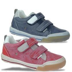 Primigi HIAGO Halbschuh Sneaker exquisites Leder NEU...