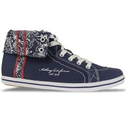 """IDANA """"Nothing lasts forever"""" Sneaker..."""