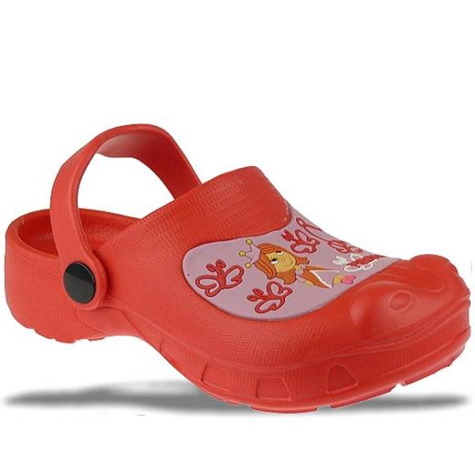 INDIGO Crazy Clogs Princess und Butterfly Gr. 24-30
