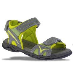 INDIGO sportliche Sandale aus Leder sehr weich 2 Farben...