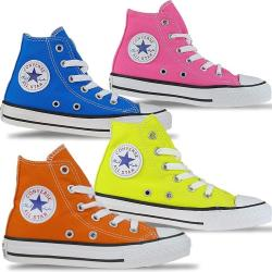 CONVERSE All Star High Season in coolen NEONfarben Gr.27-35