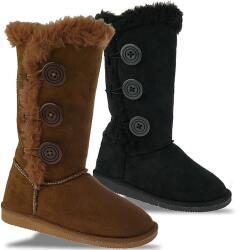 INDIGO kuschelige Boots CANADIANS Fashion Stiefel 3...