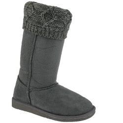 INDIGO kuschelige Boots CANADIANS Fashion Stiefel...