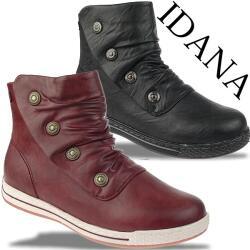 SOFTWAVES Fashion by IDANA kurzer Stiefel trendy in 2...