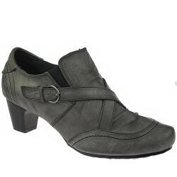 ZARINA Fashion by IDANA trendiger Damen Pumps schwarz...
