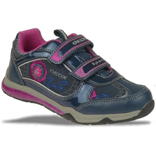 GEOX MAGICA Blinkschuh ON-OFF-Button Gr.24-34