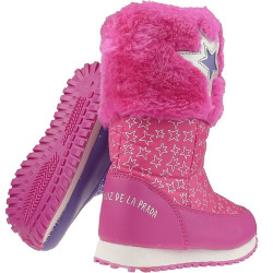 Agatha Ruiz de la Prada Schneeboots Stiefel Mod.131996 pink oder lila Gr.24-35 Pink EUR 27