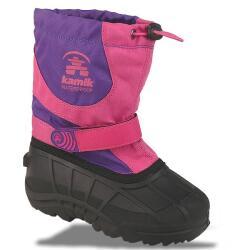 Kamik WINTERLAND purple Winterstiefel bis -32C° Gr. 25-36