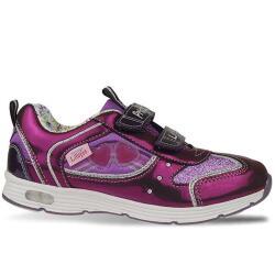 Prinzessin Lillifee Blink-Sneaker Lila mit Mesh + Klett,...