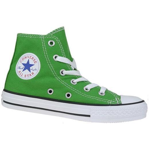 CONVERSE All Star High Chucks in terracotta,peppermint,junglegreen Gr.36 43