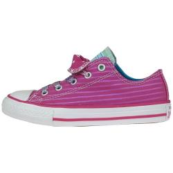 CONVERSE All Star Double T.Ox 642878C pink mit...