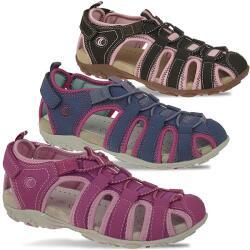 GEOX (Halb) Sandale J ROXANNE in 3 Farben NEU Gr.28-41