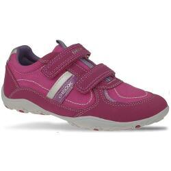 GEOX J BETTER B Leder Halbschuh Sneaker 2 Farben Gr.26-39