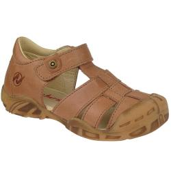 Naturino BEACH Leder (Halb)Sandale neue Sohle mit...