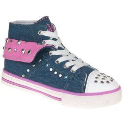 Primigi BASKET Lights Blink Schuhe crazy Boots Jeans...