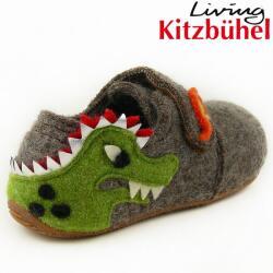 Living Kitzbühel Hausschuhe 2043 Dino & Feuer Gr.23-35