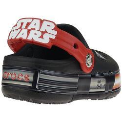 CROCS CrocsLights STAR WARS Darth Vader LED Blinkschuhe...