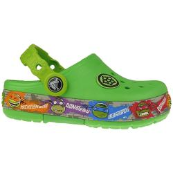 CROCS CrocsLights Teenage Mutant Ninja Turtles Clogs, LED...