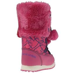 Agatha Ruiz de la Prada Schneeboots Stiefel Mod.141985 in 3 Farben Gr.24-35 Pink EUR 24